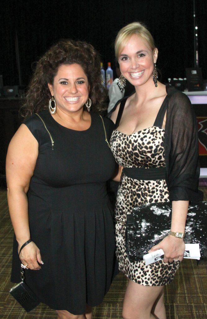 Marissa Jaret Winokur with Danitza Villanueva.JPG