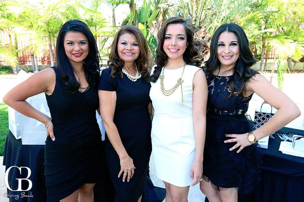 Marissa Bejerano  Espy Bejerano  Paulina Garcia and  Thalia Real