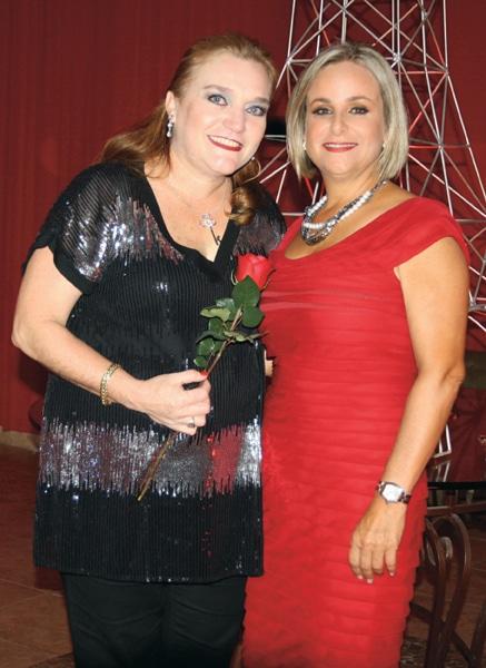 Maritza Coppel y Carla Kyriakides