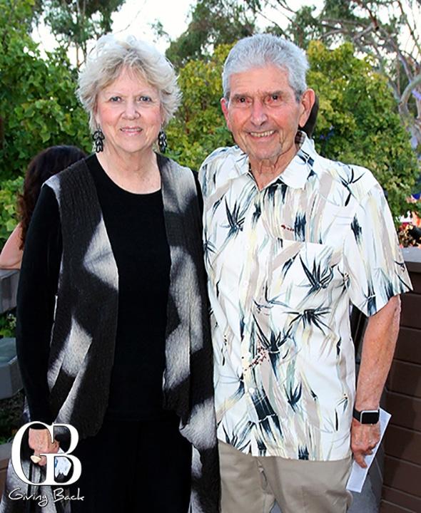 Marjorie and Morton Shaevitz