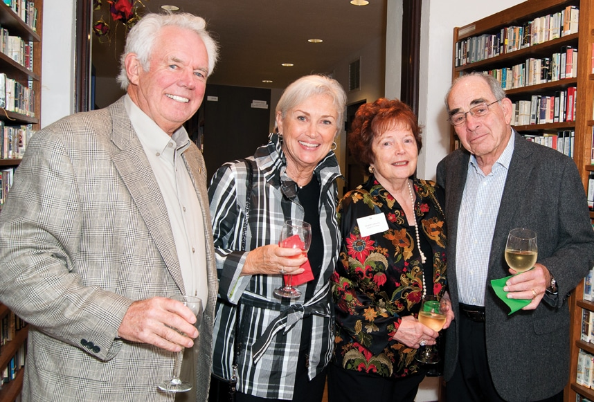 Mark Cooley and with Sharron and Joel Labovoitz