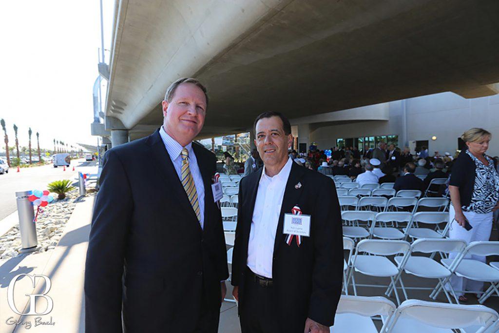 Mark Emerson and Rick Espitia
