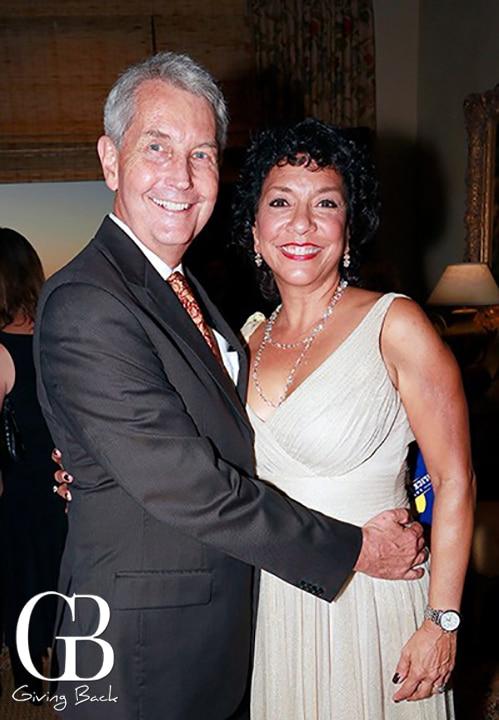 Mark and Ana Christopher