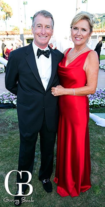 Mark and Tracy Lyon