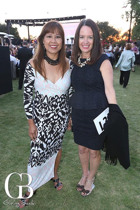 Marlena Poulin and Liz Gotfredson