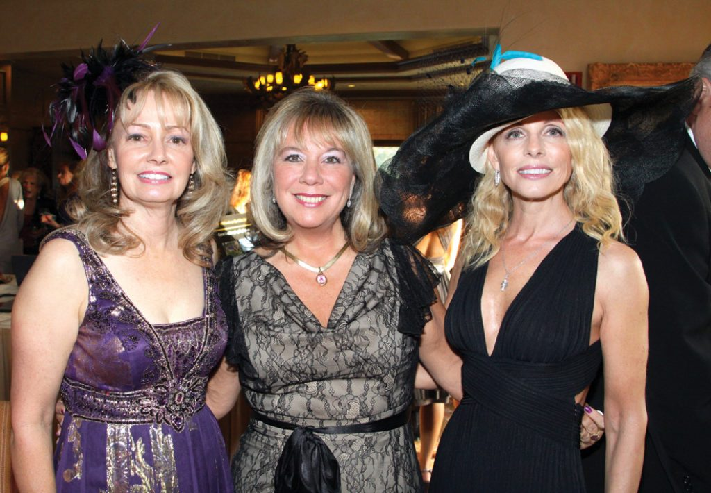 Marlene Holmquist, Denise Capozzi and Christina Ferran.JPG