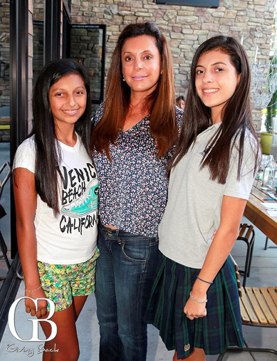 Marlenne Carrillo  Sonia Miranda y Mariette Carrillo