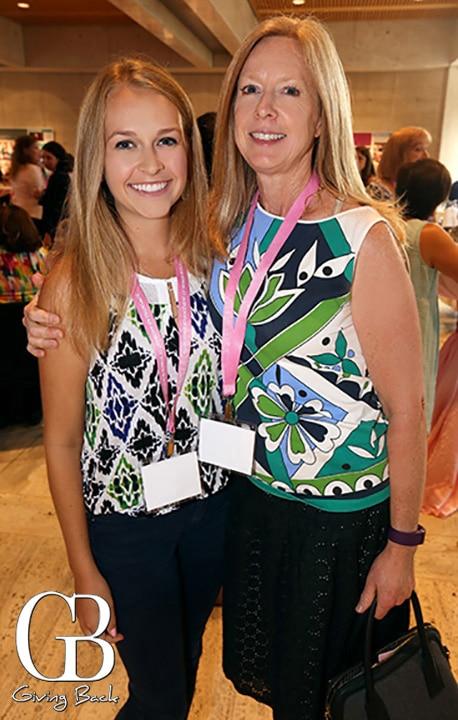 Marnie Bonner and Bridget Grimes