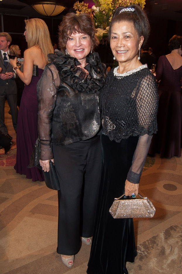 Marsha Chandler and Claire Reiss
