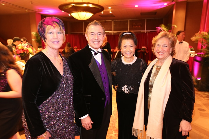 Marsha and Luis Nunez with Claire Reiss and Georgette Nicolaou.JPG