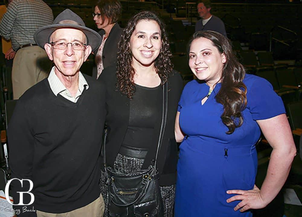 Marshall Littman  Charlene Seidle and Briana Holtzman