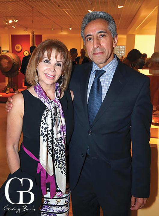 Marta Varela and Albrto Diaz Gonzalez