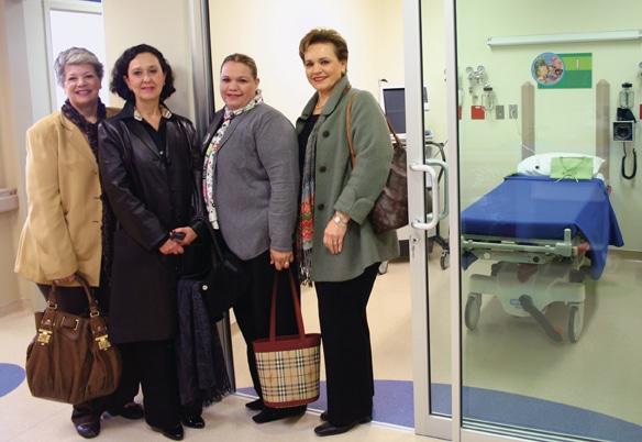 Martha Fimbres, Patricia Aubanel, Gloria Fimbres y Magda Fimbres.JPG