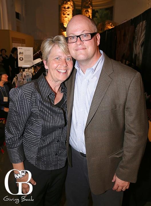 Martha Barnette and Grant Barrett