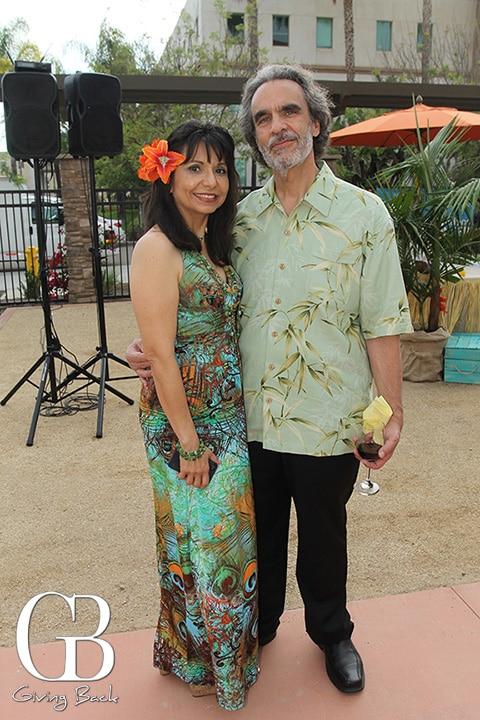 Martha and Ben Curatolo
