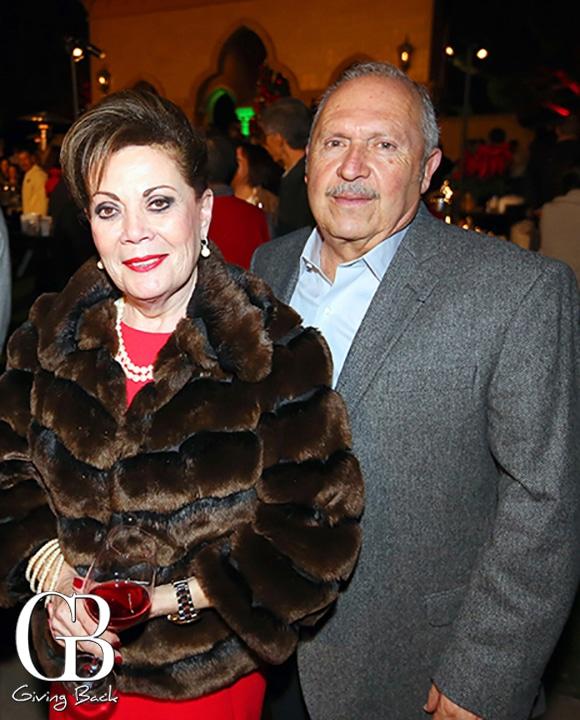 Martha and Ernesto Suffy