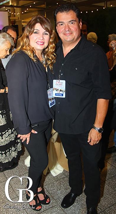 Martha and Hector Ramos