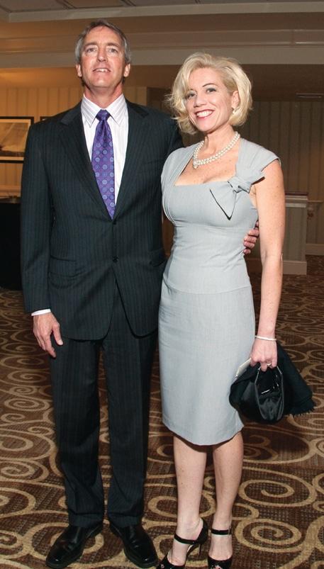 Martin Hayter and Kathleen Pacura