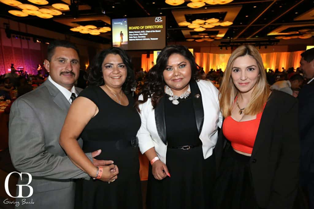 Martin Garza  Yulil Alonso Garza  Juanita Salas and Marylin Carrillo