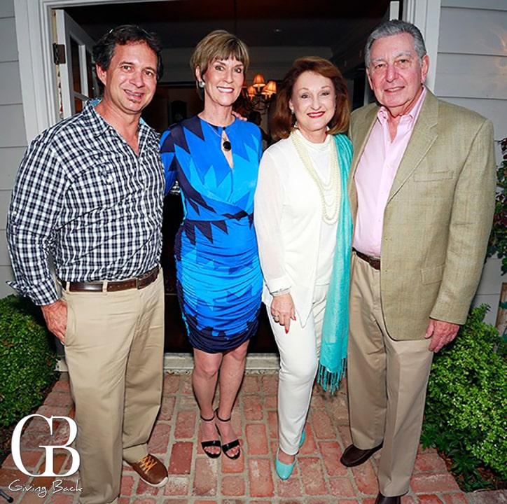Martin Goodman  Diane Cox  Ellen and Louarn Sorkin