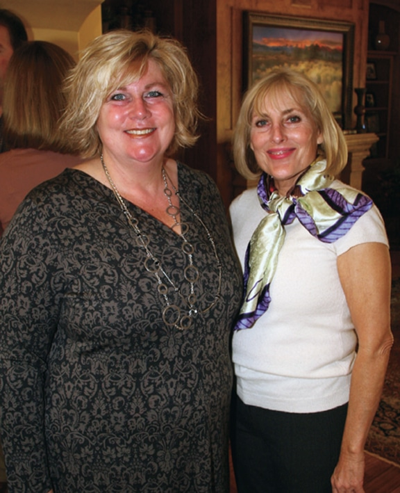 Mary Ellen Wengler and Shelley Smith.JPG