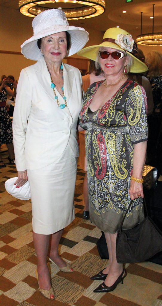 Mary G. Walker and Carol Karlovich.JPG