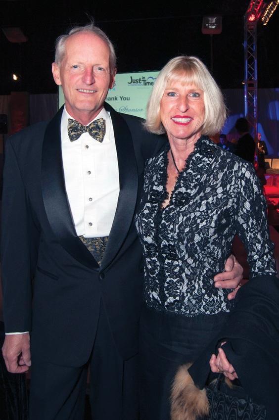 Mary Hart and William Kohr
