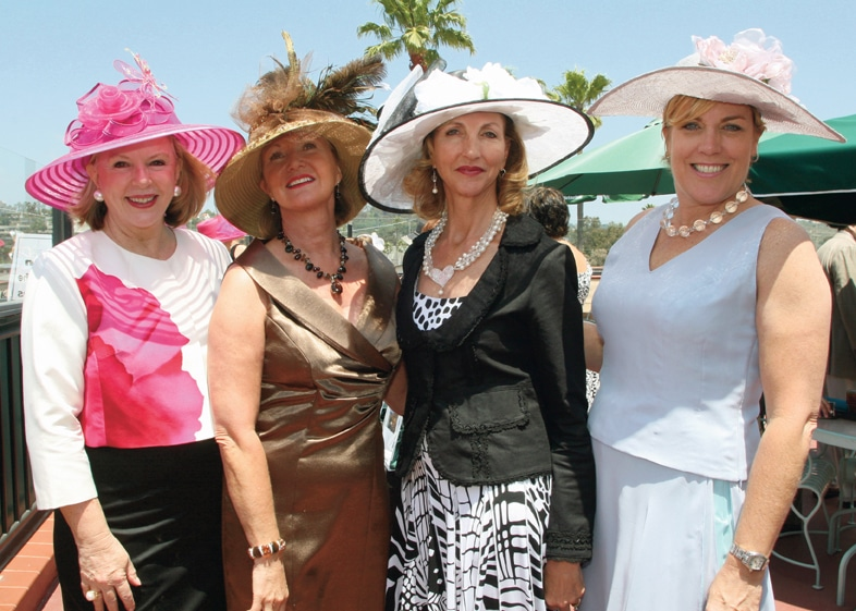 Mary Jo Wisely, Heather Denton, Stella Dier and Susan Oster.JPG