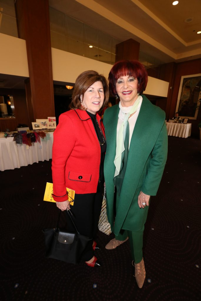 Mary Lyons and Iris Strauss.JPG