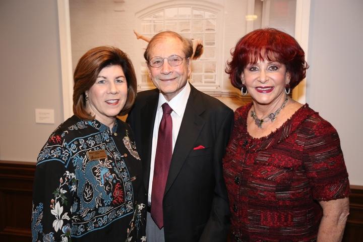 Mary Lyons with Matthew and Iris Strauss.JPG