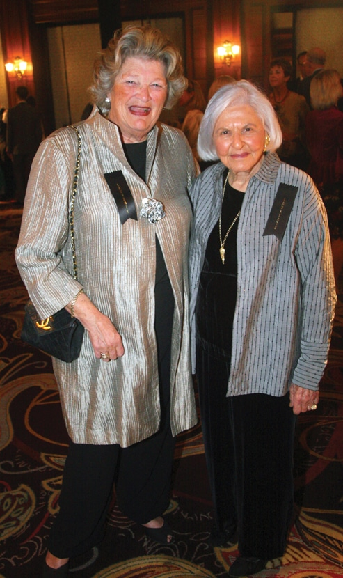 Mary Walshock and Deborah Szekely +.JPG