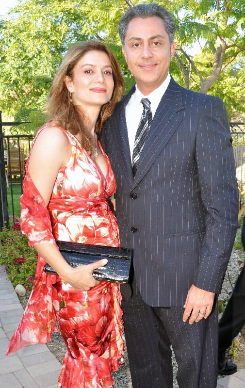 Maryam and Reza Hekmat.JPG