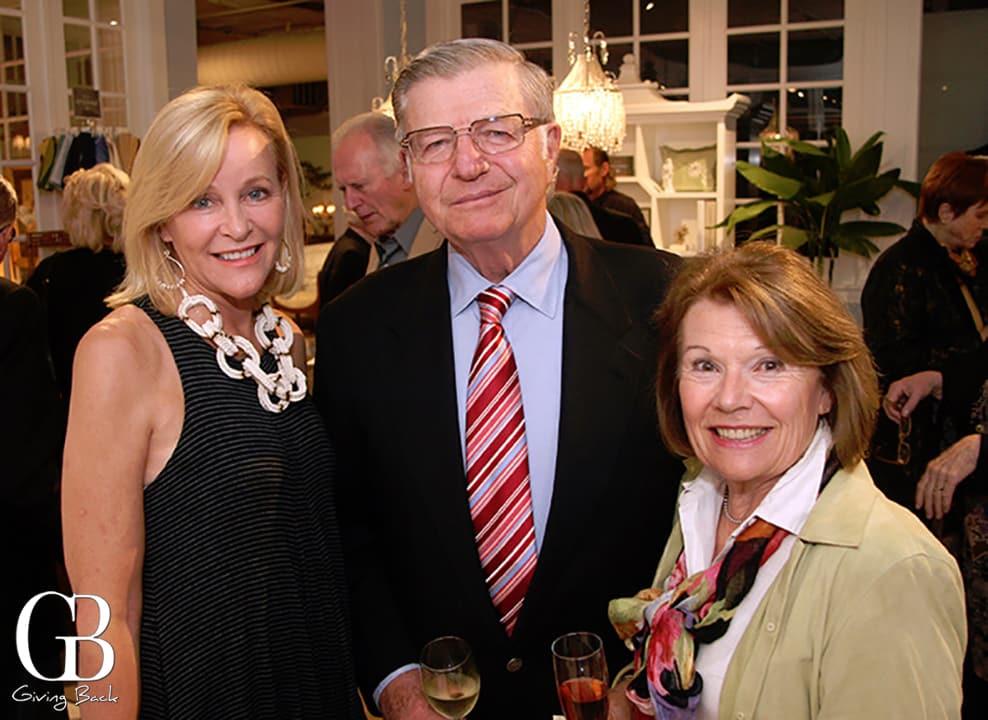 Maryanne Sorge  Steve Miles and Rebecca Jessen