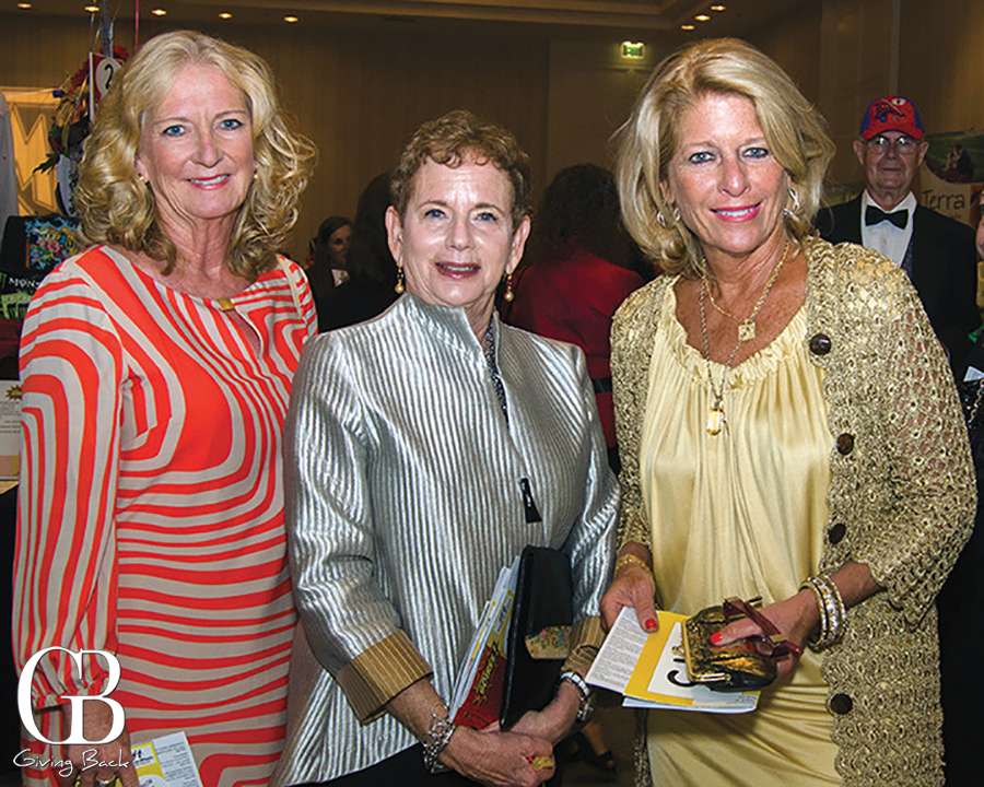 Maryl Weightman  Sue Kalish and Shannon Turner