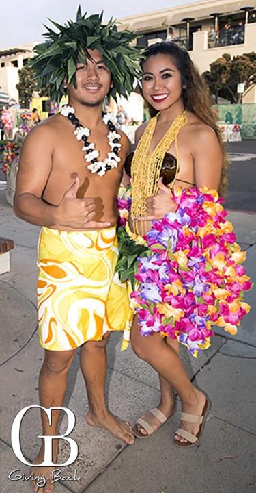 Mason Balhin and Melanissa Cruz