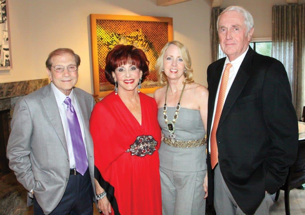 Matthew and Iris Strauss with Sheryl and Harvey White +++.JPG