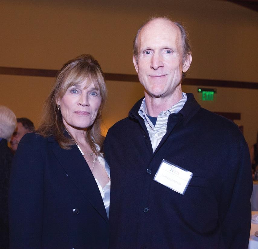 Maureen and Tom Lochtefeld