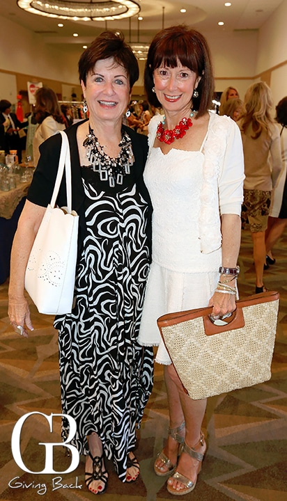 Maureen Sage and Barbie Spinazzola