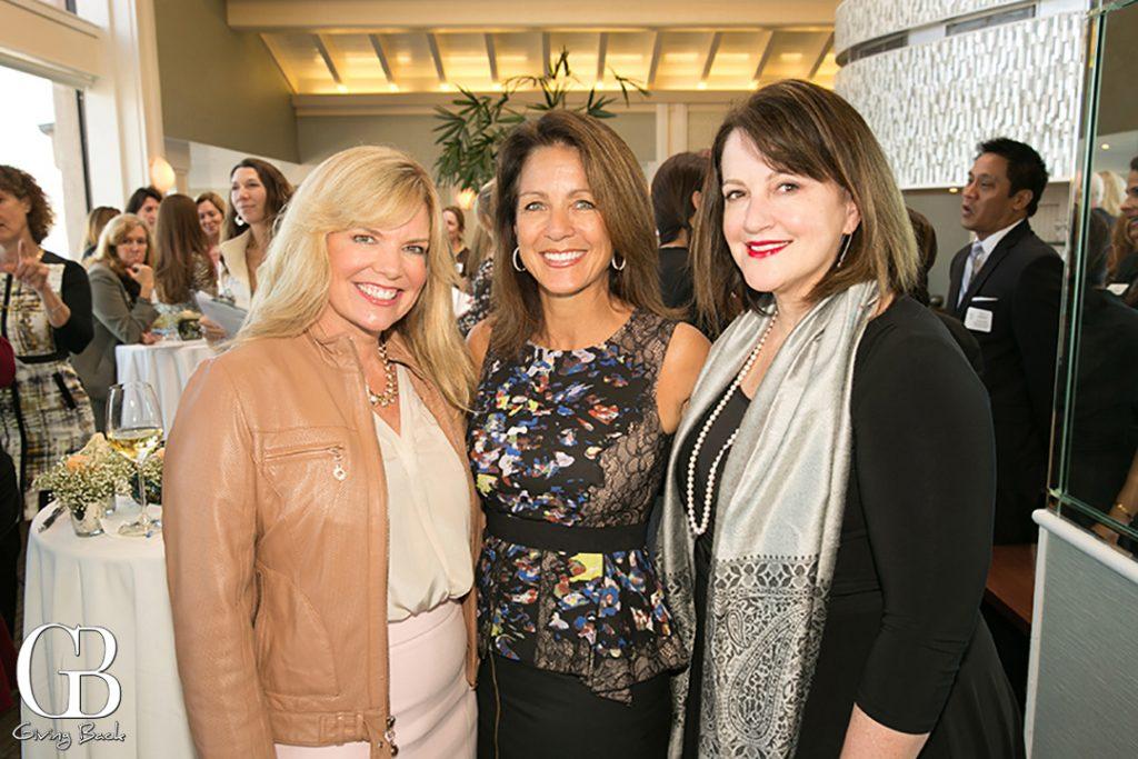 Maureen Weber  Lisa Betyar and Michelle Wiseman