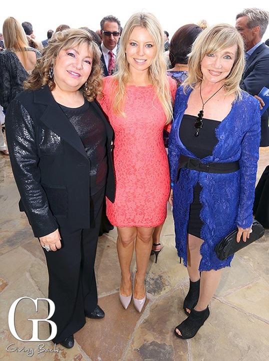 May Zawaideh  Jolene Perry and Lynda Kerr