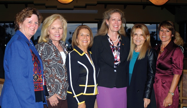 Mayor Cheryl Cox, Julie Meier Wright, Norma Hernandez, Melinda Nish, Shirley Horton and Susan McMillin.JPG