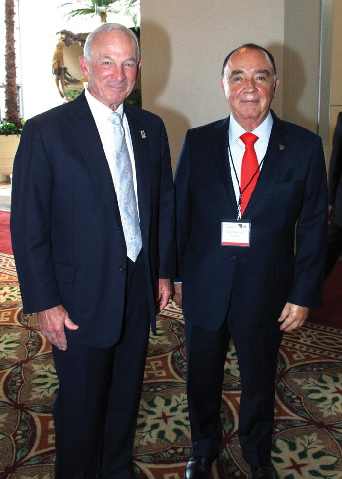 Mayor Jerry Sanders and Mayor Carlos Bustamante.JPG