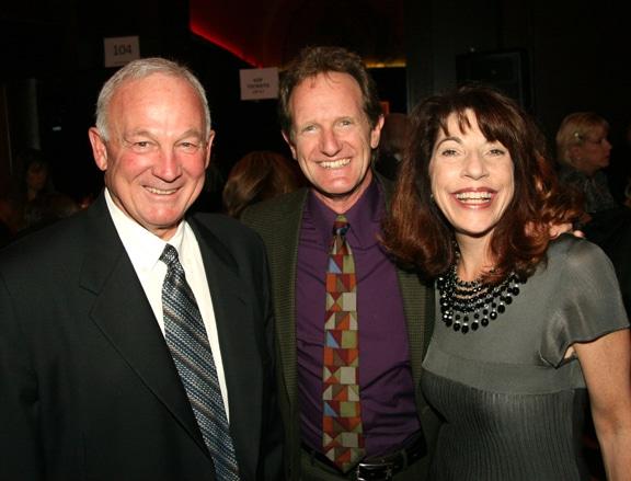 Mayor Jerry Sanders with John Malashock and Rana Sampson.JPG