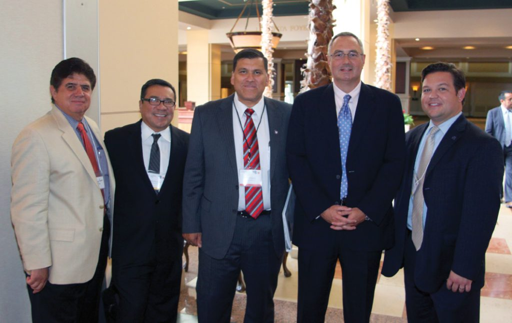 Mayor Zepeda and The Texas Delegation.JPG