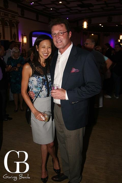 Mayra Chen and Russell Pogue