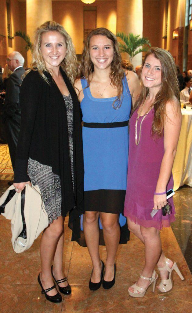 McKensey Wise, Marissa Ellow and Kelsey Barker.JPG
