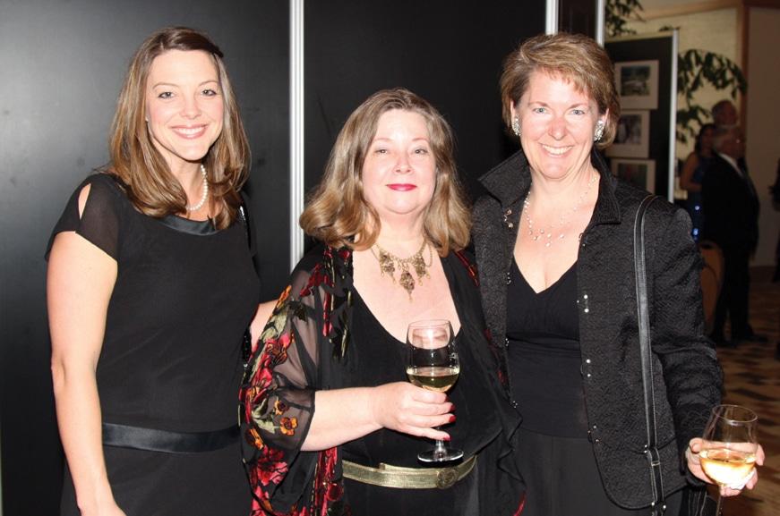 Megan Ekard Collins, Sharlene Thompsom and Anne Borchert.JPG