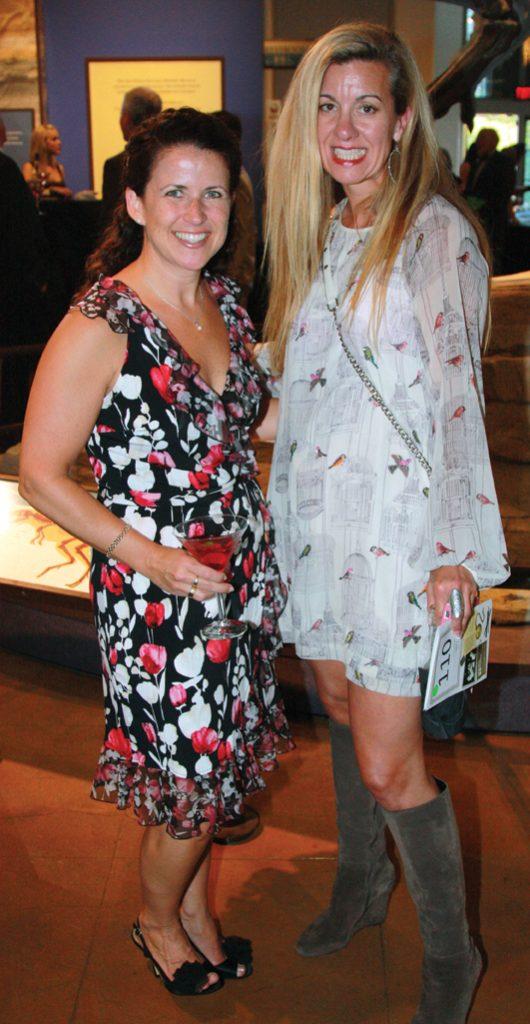 Megan Powers and Carol Campbell
