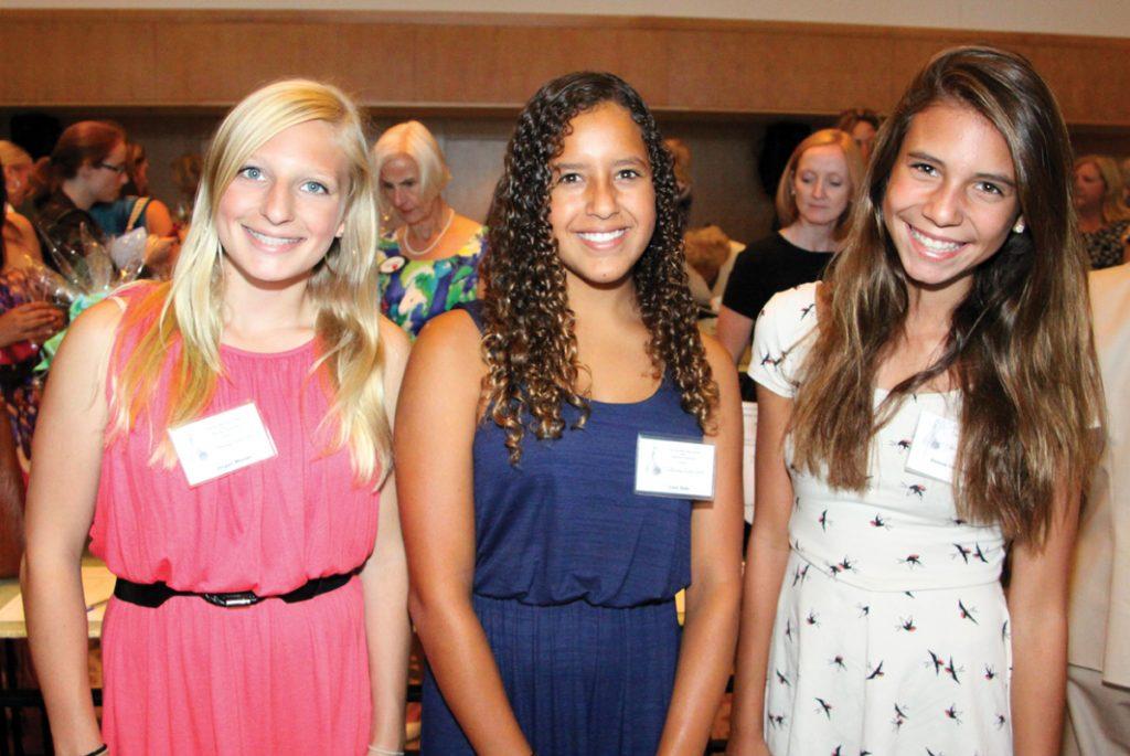 Megan Wiener, Lexi Dale and Solana Chatfield.JPG