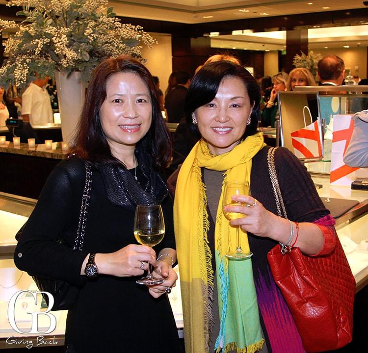 Mei Lin Choun and Ellen Meng
